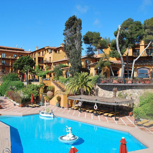 Отель у Средиземного моря