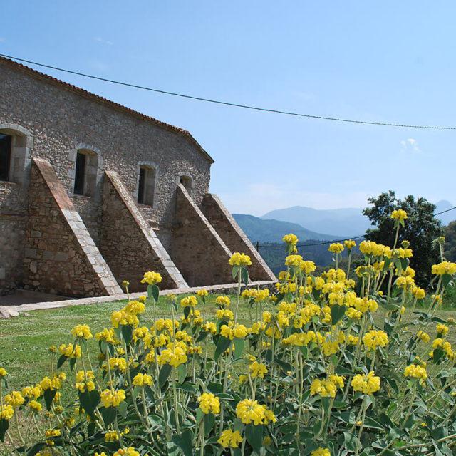 Усадьба — монастырь