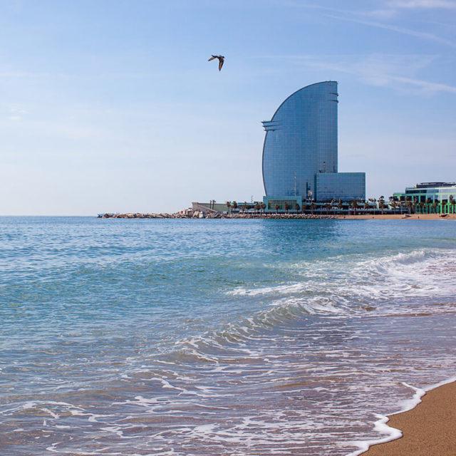 Отель — визитная карточка Барселоны