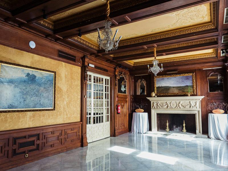Усадьба - дворец