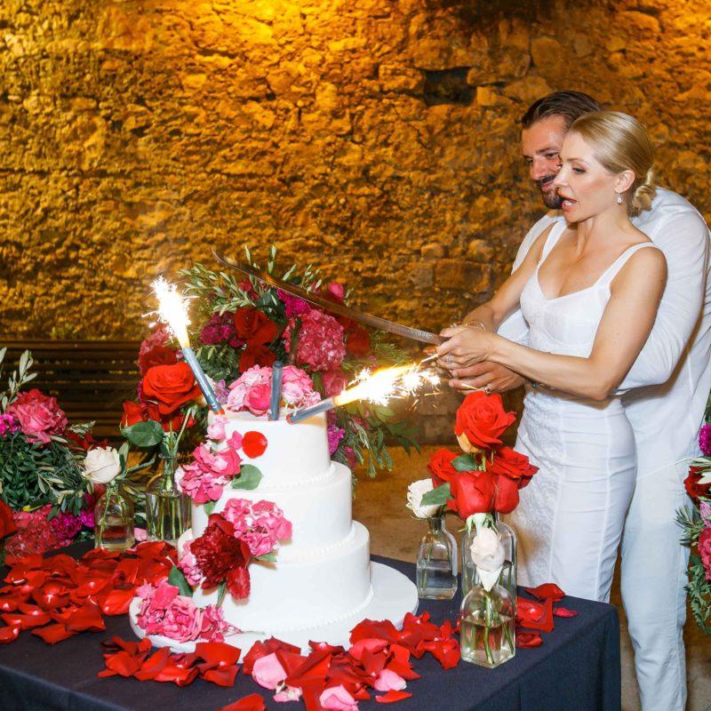 Испанские традиции на свадьбе