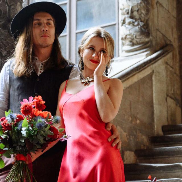 Эдуард и Лилия